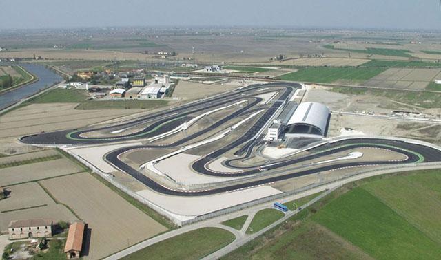 Adria Raceway International